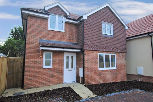 Thumbnail Detached house for sale in Romill Close, West End, Southampton