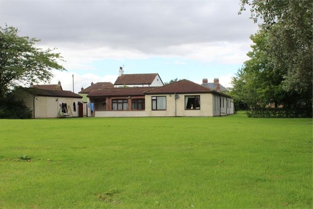 Thumbnail Detached bungalow for sale in North Moor Lane, Cottingham, East Riding Of Yorkshire