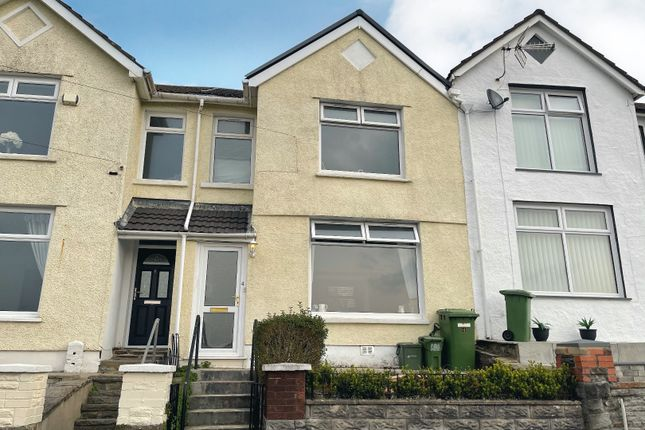 Thumbnail Terraced house for sale in Mayfield Road, Pontypridd