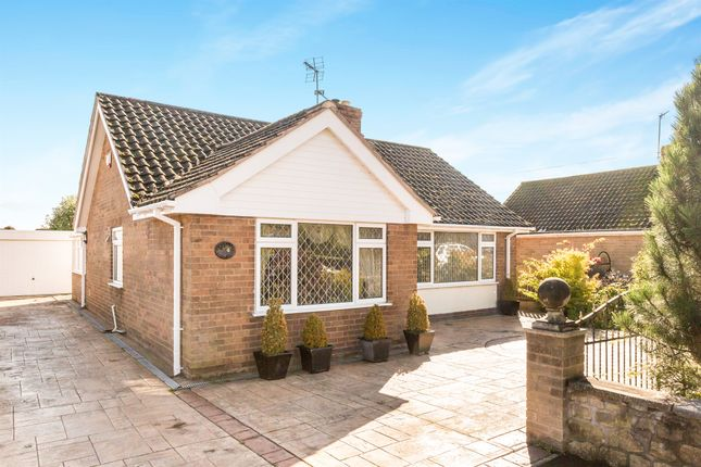 Thumbnail Detached bungalow for sale in Back Lane, Palterton, Chesterfield