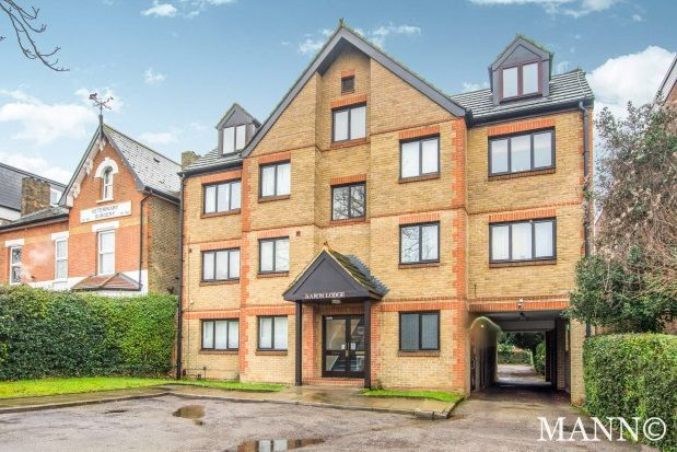Thumbnail Flat to rent in Aaron Lodge, Burnt Ash Hill, Lee