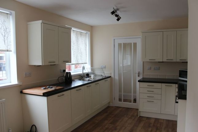 Thumbnail Terraced house to rent in Rowsley Road, Jarrow