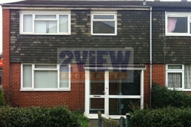 Thumbnail Property to rent in Oatland Close, Leeds, West Yorkshire