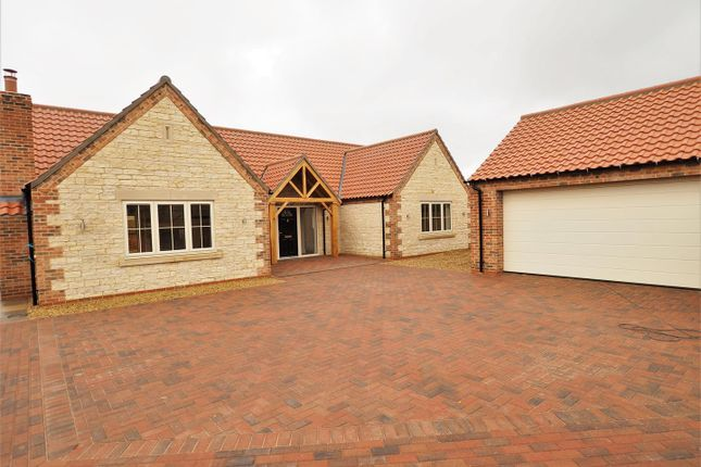 Thumbnail Detached bungalow for sale in Plot 2, The Old Orchard, Kirtons Lane, Long Bennington, Newark