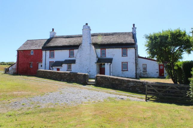 Thumbnail Detached house for sale in St Justinians, St Davids, Haverfordwest