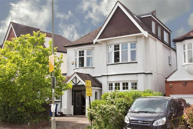 Thumbnail Detached house for sale in Chandos Avenue, Whetstone, London