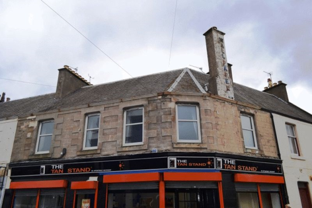 Thumbnail Flat to rent in Commercial Road, Leven, Fife 4La