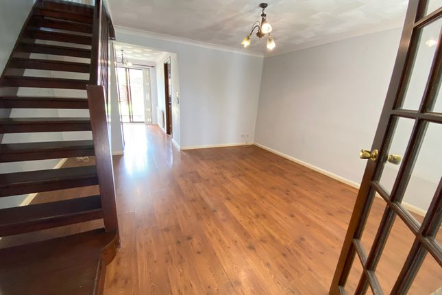 Thumbnail Terraced house to rent in Gibson Road, Chadwell Heath