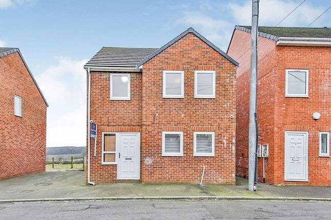 Thumbnail Detached house to rent in Moor View, Wheatley Hill, Durham