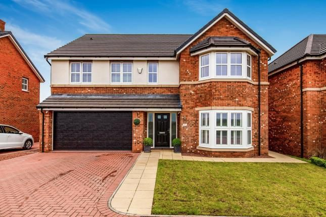 Thumbnail Detached house for sale in Yew Close, Yarm, Stockton On Tees