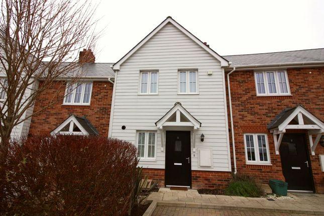 Thumbnail Terraced house to rent in Warnham Grove, Orpington