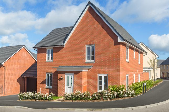 """Thumbnail Detached house for sale in """"Lincoln"""" at Windsor Avenue, Newton Abbot"""