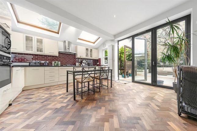 Thumbnail Terraced house for sale in Chestnut Grove, London