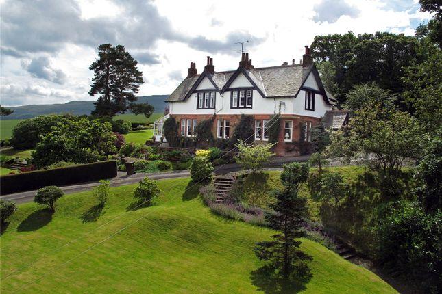 Thumbnail Detached house for sale in Glentirran, Station Brae, Kippen, Stirling