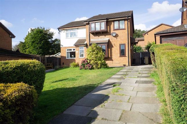 Thumbnail Semi-detached house for sale in Collingwood Way, Westhoughton, Bolton