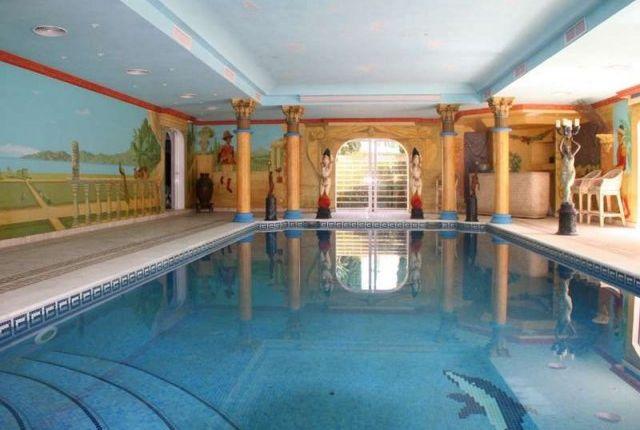 Pool Area of Spain, Málaga, Marbella, Balcones De Sierra Blanca
