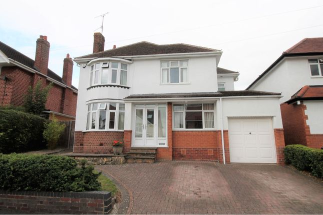 Thumbnail Detached house for sale in Timberdine Avenue, Battenhall, Worcester