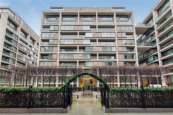 Thumbnail Flat for sale in Charles House, Kensington High Street, London