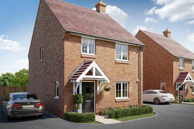 """Thumbnail Detached house for sale in """"The Fincham"""" at Boorley Green, Winchester Road, Botley, Southampton, Botley"""