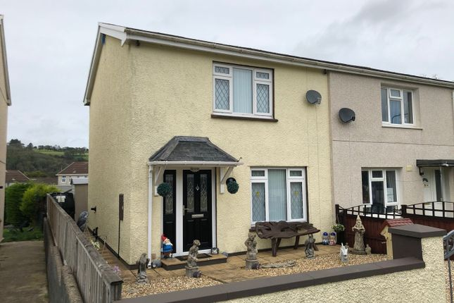 Thumbnail Semi-detached house for sale in Maescader, Pencader