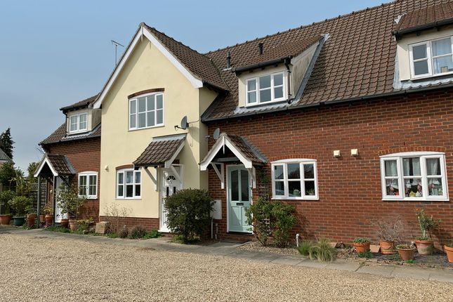 Thumbnail Terraced house for sale in East End, East Bergholt, Colchester