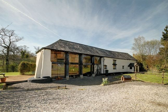 Thumbnail Detached house for sale in Crockernwell, Exeter
