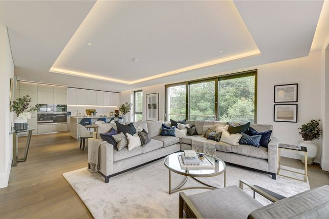 Thumbnail Flat for sale in Holland Park Villas, 6 Campden Hill, Kensington, London