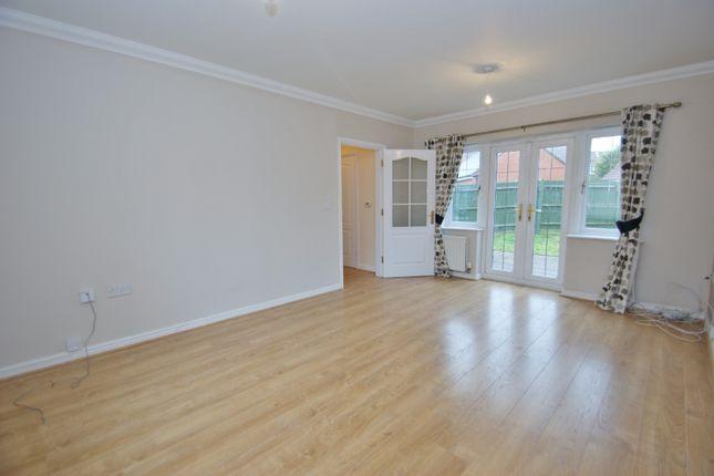 Thumbnail Semi-detached house to rent in Richborough Way, Kingsnorth, Ashford