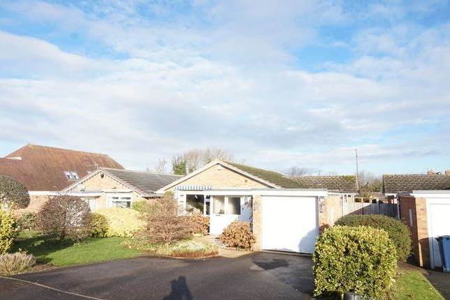 Thumbnail Detached bungalow for sale in Far Sandfield, Churchdown, Gloucester