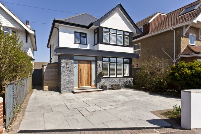 Thumbnail Detached house for sale in Dalmeny Road, Southbourne, Dorset