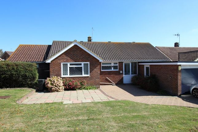 Thumbnail Bungalow for sale in Dene Drive, Eastbourne