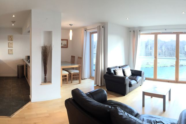 2 bed flat to rent in Burnside Drive, Dyce, Aberdeen