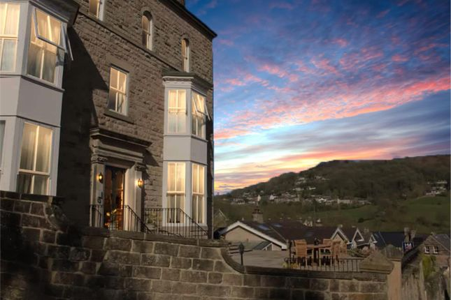 Thumbnail Flat for sale in The Hardwick, Clarence House, Holme Road, Matlock Bath, Matlock