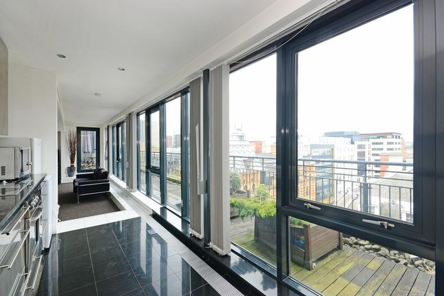 Thumbnail Flat for sale in Park Row, Leeds