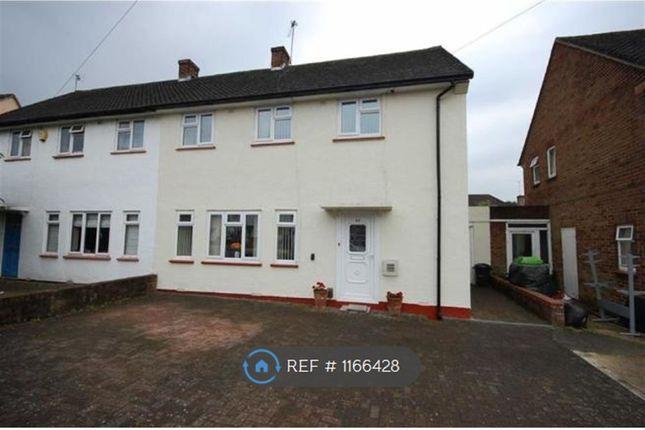 3 bed semi-detached house to rent in Ashwood Avenue, Uxbridge UB8