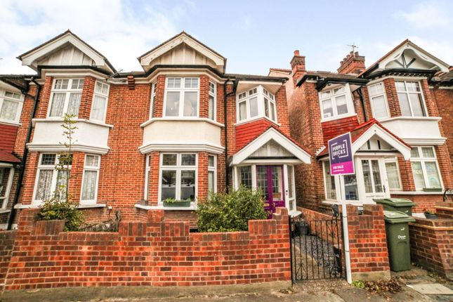 Thumbnail Terraced house for sale in Downton Avenue, Streatham