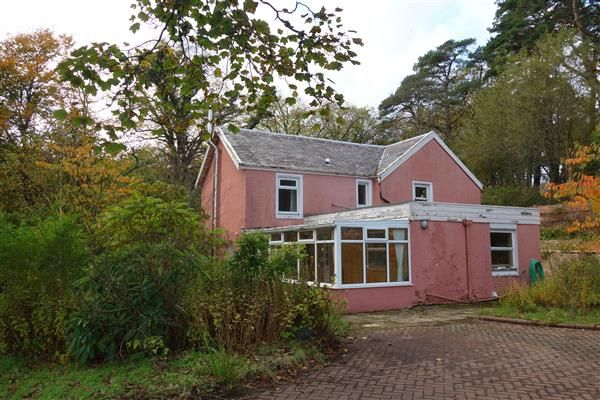 Thumbnail Detached house for sale in The Lodge, Dippen, Carradale