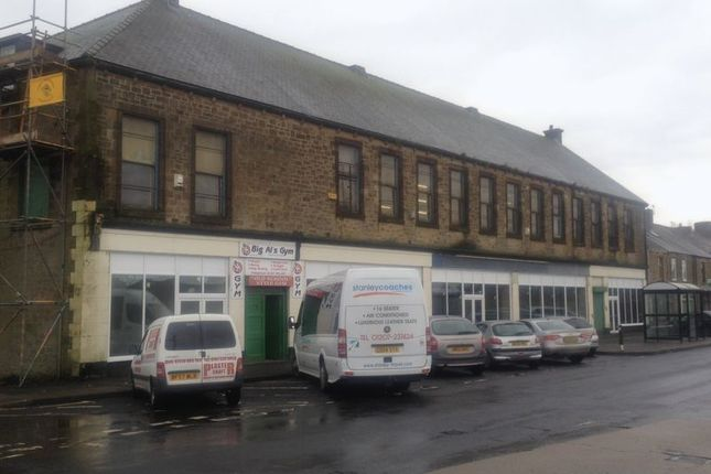 Thumbnail Retail premises to let in The Old Co-Op Building, Front Street, Leadgate, Consett