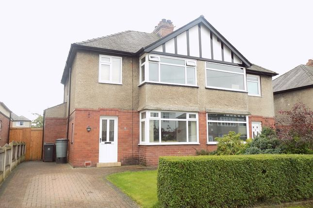 Thumbnail Semi-detached house for sale in Newlands Road, Carlisle