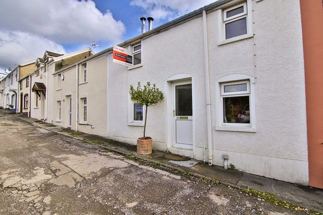 Thumbnail Cottage for sale in Miners Row, Llwydcoed, Aberdare
