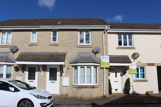 Thumbnail Terraced house for sale in Newbury Avenue, Calne