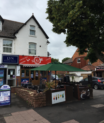 Thumbnail Restaurant/cafe for sale in The Avenue, Minehead