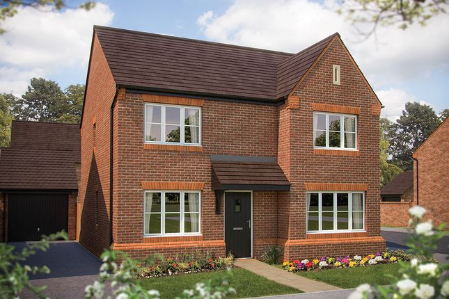 """Thumbnail Detached house for sale in """"The Canterbury"""" at Heyford Park, Camp Road, Upper Heyford, Bicester"""