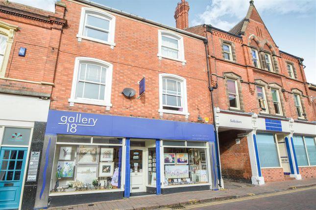 Thumbnail Flat to rent in Church Gate, Loughborough