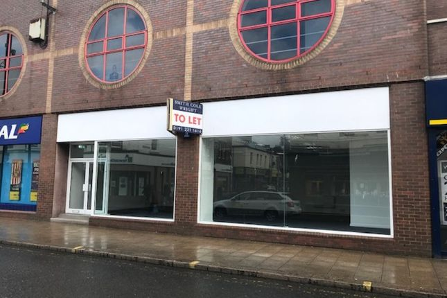 Thumbnail Retail premises to let in Unit 3B Signal House, Waterloo Place, Sunderland