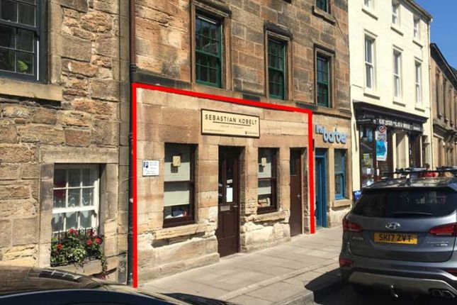 Thumbnail Commercial property for sale in High Street, Linlithgow