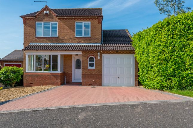 Thumbnail Detached house for sale in Middle Greeve, Wootton, Northampton