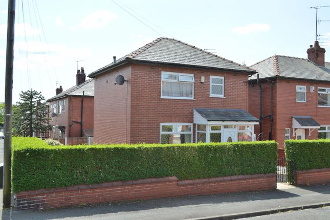 Thumbnail Detached house for sale in Enfield Avenue, Hathershaw, Oldham