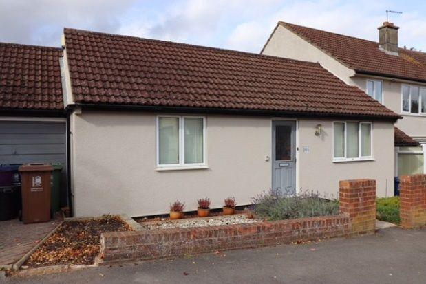 Thumbnail Bungalow to rent in Upway Road, Headington, Oxford