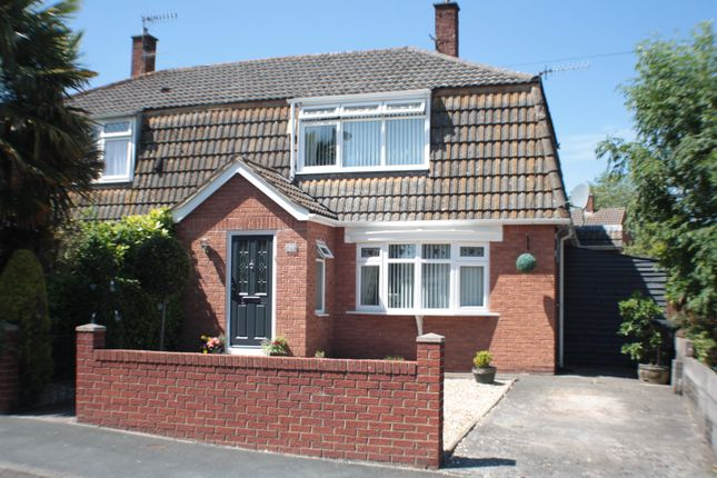 Thumbnail Semi-detached house for sale in Vowell Close, Withywood, Bristol